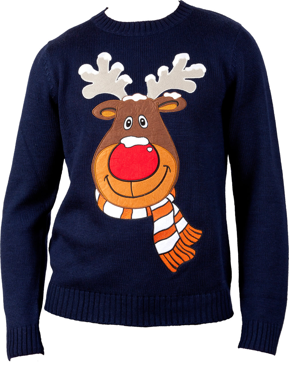 BOBIBI Pet Holiday Cartoon Reindeer Christmas Dog Sweater Ranging in size from XS ($) to XL ($), this shirt will make your fluffy reindeer the talk of the Ugly Christmas Sweater party. Limited stock available, so hurry up!